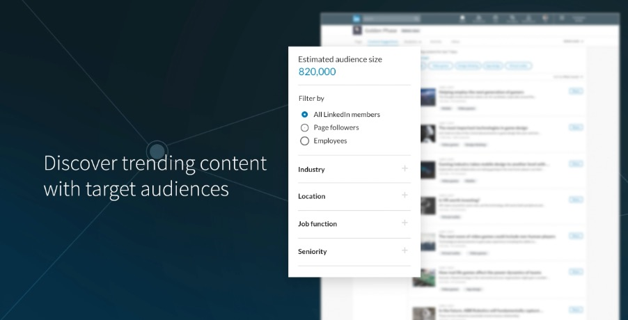 Magnifier looks at – The Next Generation Of LinkedIn Company Pages